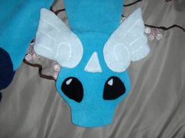 Dragonair Scarf-Head