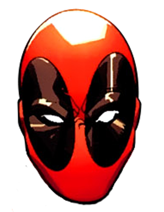 Deadpool head for Spy mask by Cyber-Toaster on DeviantArt