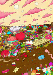 Desert of Desserts by herbolarioharvey