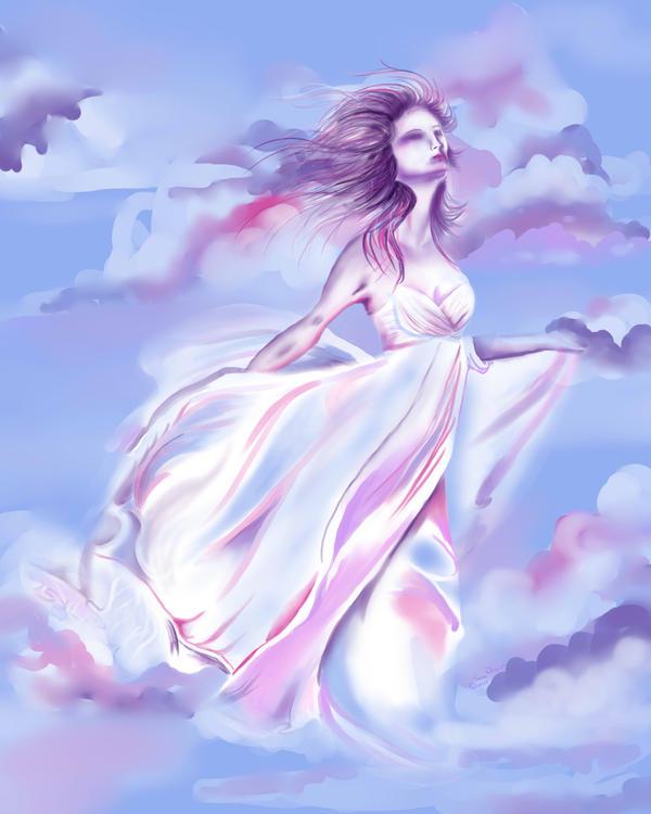 Wind Spirit By PixlPhantasy On DeviantArt - Wind spirit