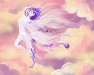 Sky Dancer by PixlPhantasy