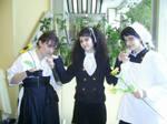 XXXHolic cosplay - The Three