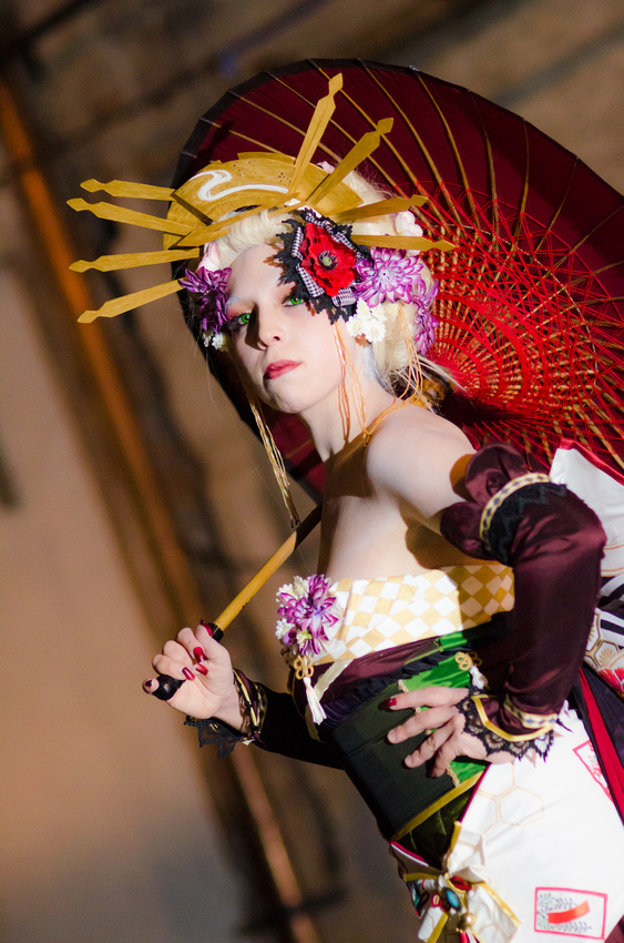 Japanese umbrella by suzaku3