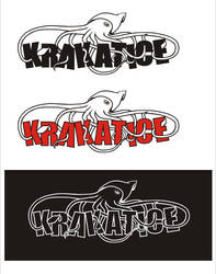 Krakatice - logo by VivianaStellata