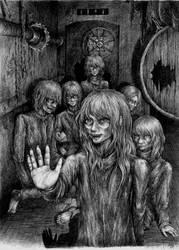 underground children by VivianaStellata