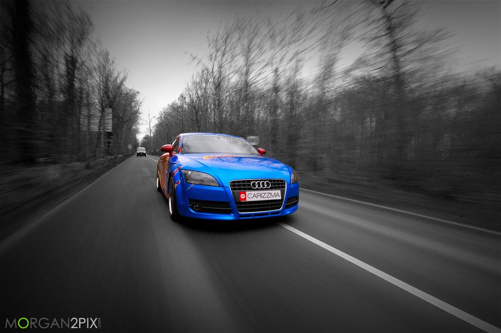 Audi TT by Carizzma by morgan2pix
