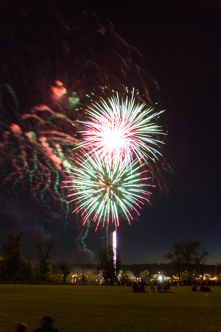 fireworks july 4 2017 - photo #1