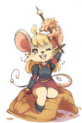 Mouse Warrior
