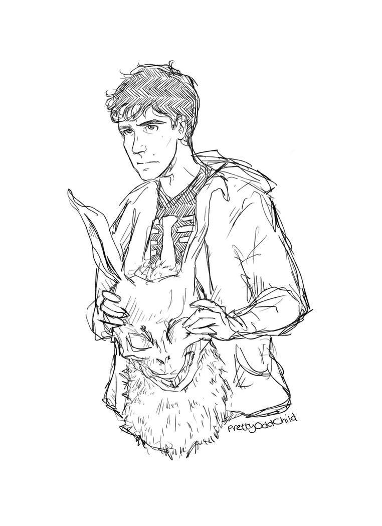 Character Study: Donnie Darko by prettyoddchild