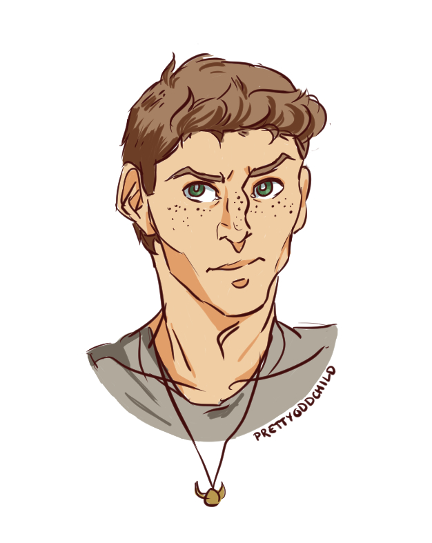 Another Dean Doodle by prettyoddchild