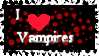 I Heart Vampires Stamp by The-Lost-Hope