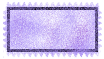 Stamp Template: Purple Glitter by The-Lost-Hope