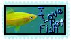 I Love Pet Fish stamp by The-Lost-Hope