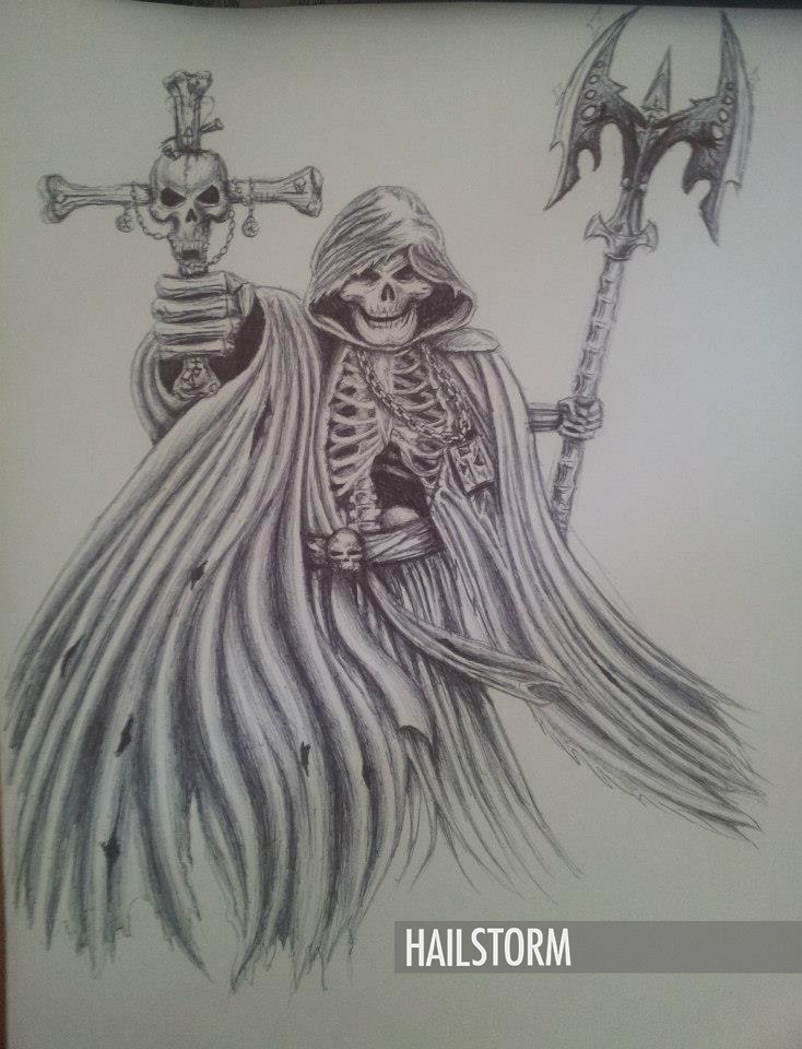 Grim reaper pen drawing by hailstorm11 on deviantart grim reaper pen drawing by hailstorm11 voltagebd Images