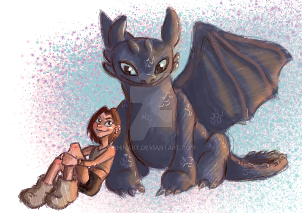 How to train your dragon girl by rhinart on deviantart how to train your dragon girl by rhinart ccuart Images