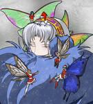 A Very, Fairy Christmas by praxcrown5