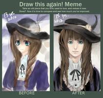 Draw This Again : MademoiselIe by Seojinni