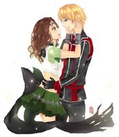 SC : Boaz and Melinda by Seojinni