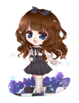 Chibi for unexplained-writer
