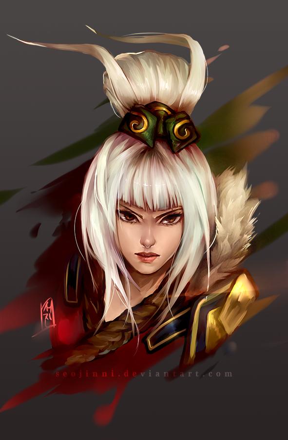 Dragonblade Riven 20 By Seojinni