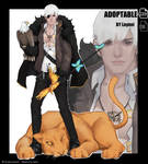 [CLOSE] | Adoptable#21 [AUCTION] The baron by LayneiMarkTwo