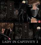 Lady in captivity 3: Dungeons