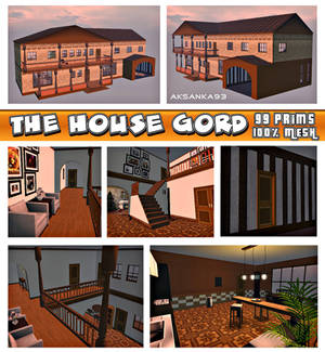 The house Gord - my product