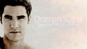 Sexiest Man Alive Darren Criss