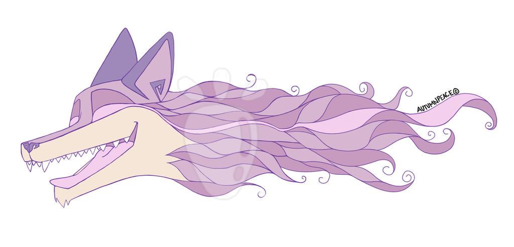 Fox Final Pastel by Autumnpeace100