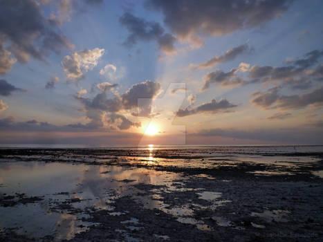 Sunset on Lombok