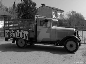 Vieux camion en Camargue