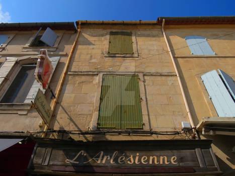 En Arles Arlesienne