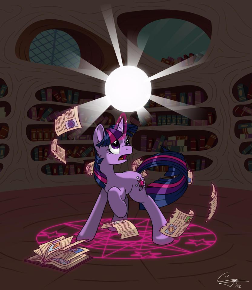 In Over Her Head by PsychoDikdik
