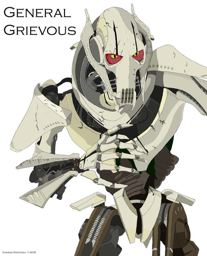 General Grievous Wallpaper: General Grievous By PsychoDikdik On DeviantArt