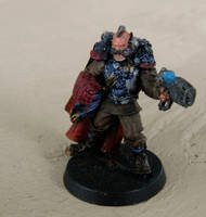 Lord Commissar Tyson