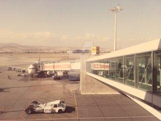 Istanbul Airport by ezgiasenakurt