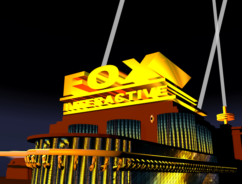 Fox Interactive Logo 2002 Remake by tylerthetcffan2018 on