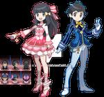 Pokemon Diamond Pearl REMAKE Heros Super Contest