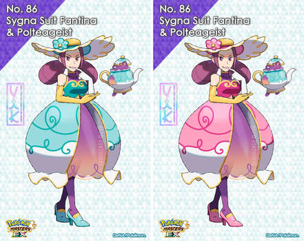 Pokemon Masters Sygna Suit Fantina