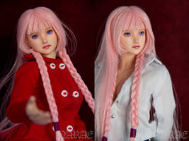 Layla - Custom obitsu doll