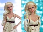 Sophia - Hand repainted Fashion Royalty Doll