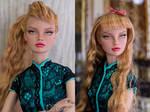 Amelia -  - Hand repainted Fashion Royalty Doll by naraedoll