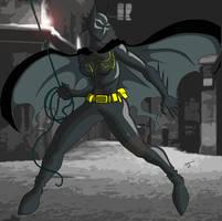 Batgirl by coldangel1
