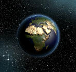 3D Earth Animation by imonedesign