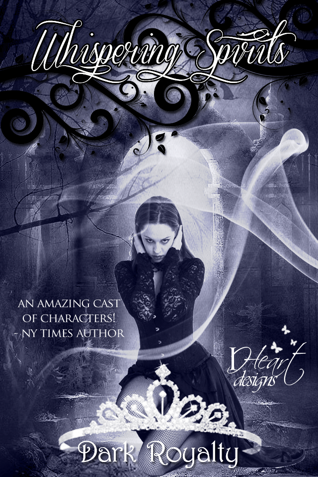 Book Cover Artists Fantasy ~ Whispering spirits premade fantasy book cover by