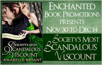 Tour Banner Society's Most Scandalous Viscount