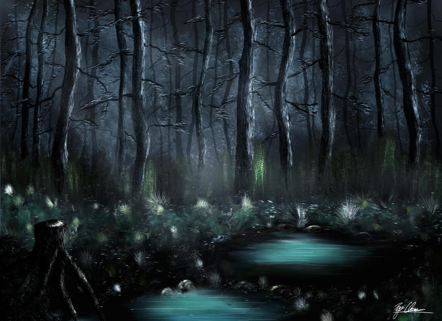 marshland by prinz59