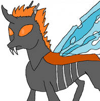 Mlp Avatar - Baron the Changeling