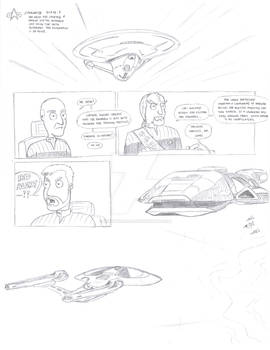 Sci-Fi Crossover page 1