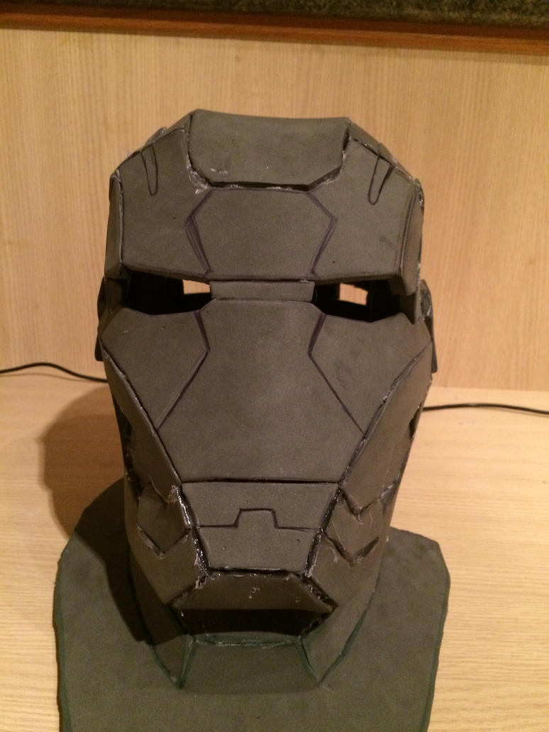 war machine helmet